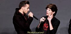 Louis, definitely Louis