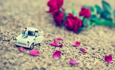 Miniature Theme Pre-Wedding photo shoot by Coolbluez Photography for Priyanka & Arihant of WeddingSutra.
