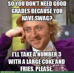 Willy Wonka says...