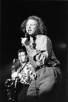 Mick Hucknall 1989