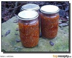 Ragú z vepřového masa (na těstoviny, lasagne i jiné) Preserves, Salsa, Frozen, Jar, Homemade, Lasagna, Preserve, Home Made, Preserving Food