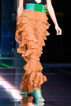 Balmain at Paris Fashion Week Spring 2016