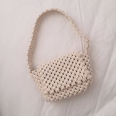 Cotton Rope, Cotton Fabric, Macrame Bag, Handmade Bags, Crochet Projects, Trendy Fashion, Straw Bag, Gifts For Her, Cross Stitch