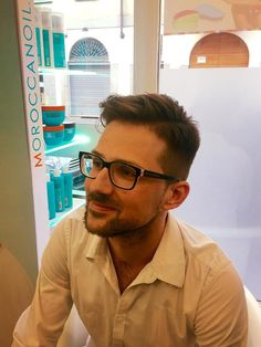 #taglio #uomo #sublime #cut #hair #man #milan