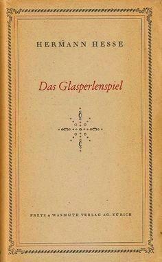 Hermann Hesse | Das Glasperlenspiel