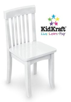 KidKraft Avalon Chair - White 16601