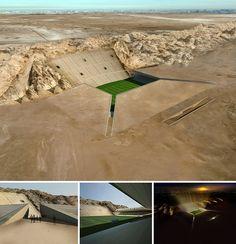 MZ Architects - Rock-Stadium - UAE