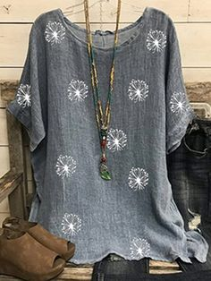 Plus Size T Shirts, Plus Size Blouses, Half Sleeves, Types Of Sleeves, Short Sleeves, Long Sleeve, Linen Tshirts, Maxi Robes, Style Casual