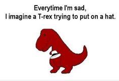 t-rex life