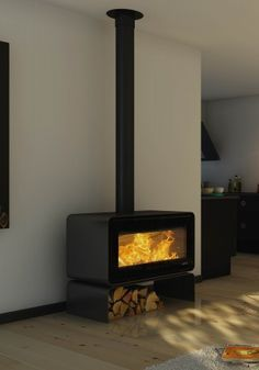 Lotus Living Base bei 123-kaminofen.de 7 KW - ?? (946 breed) - 150 3295,-