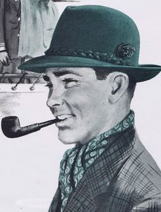 tainted archive: Pipe Smoking - a gentle hobby