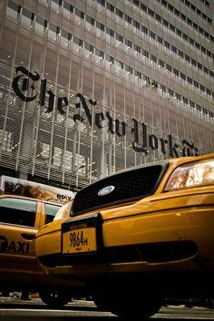 The New York Times Building, #Manhattan, #NewYork