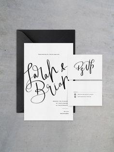 Cocorrina / wedding invite