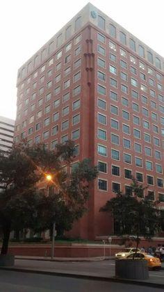 Zona financiera, avenida Chile, en Bogotá.