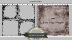 Overlays part 1 by Graphic Creations