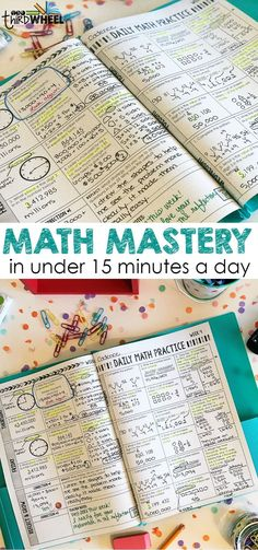 Searching for a strategy to construct check prep into your routine? A day by day math spiral revi… 2020 Math Strategies, Math Resources, Math Activities, Math Games, Maths Puzzles, Math Teacher, Math Classroom, Teaching Math, Learning Multiplication