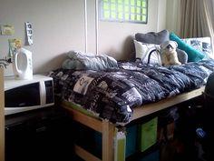 Triple Dorm Room Ideas   Google Search | Dorm Ideas | Pinterest | Triple  Dorm, Dorm And Dorm Room Part 68
