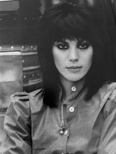 Joan Jett, one of the greatest female rockers of all time.