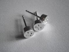 SMILEY earrings - mix and match