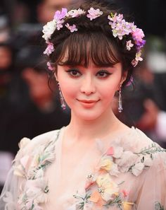 Fan Bingbing made her second red carpet appearance during Cannes Film Festival for the 'Mad Max: Fury Road' premiere this evening (May 14) in Cannes, France.