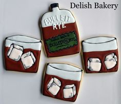 Based on a song by The Airborne Toxic Event. The Airborne Toxic Event, All I Ever Wanted, Treat Yourself, Delish, Bakery, Songs, Tableware, Dinnerware, Tablewares