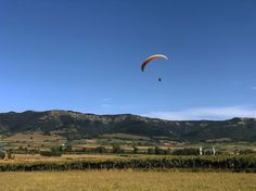 Paragliding, Mountains, Nature, Travel, Turismo, Voyage, Viajes, Traveling, The Great Outdoors