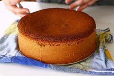 Blat de tort cu caramel
