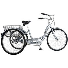 3 Wheel Bikes For Adults At Walmart I soooo want a three wheeled