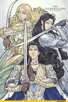 Turgon, Glorfindel, Ecthelion