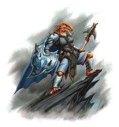 God Warder by DaveAllsop on deviantART