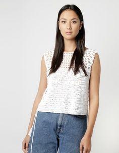 One Love Top | Crochet it | woolandthegang.com