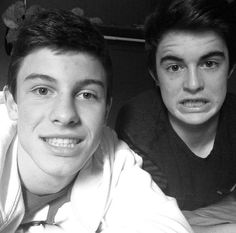 Shawn and Ian