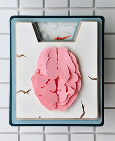 "Paper Illustration for Kansas Medicine + Science: ""Obesity and the Brain"" by jordanmichaelgray, via Flickr"