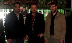 Visit to the Grand Library of Ayatollah al-Uzma Marashi Najafi in the Holy City of Qom, Iran