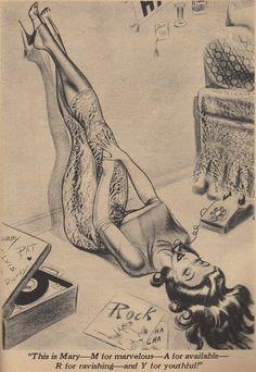 Illustration Mary