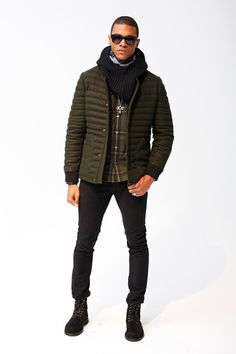Bespoken Fall 2014 Menswear Collection Slideshow on Style.com