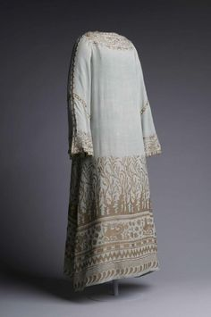 Robe tunique (1910-1930) Fortuny