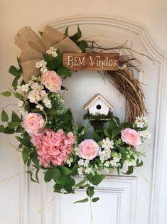 Deco Mesh Wreaths, Door Wreaths, Easter Wreaths, Christmas Wreaths, Christmas Tree, Dollar Tree Wedding, Blue Wedding Centerpieces, Corona Floral, Tile Murals