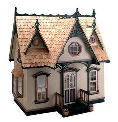 #Miniature #Dolls #House