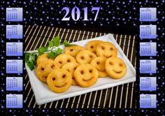 Легко и просто приготовить : Календари на тему еды 2017