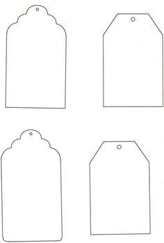 ber ideen zu geschenkanh nger auf pinterest weihnachtsverzierung tags und. Black Bedroom Furniture Sets. Home Design Ideas