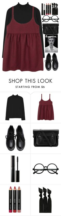 """I found the place to rest my head"" by annaclaraalvez ❤ liked on Polyvore featuring The Cambridge Satchel Company, Surratt, Bobbi Brown Cosmetics, Emi-Jay, women's clothing, women, female, woman, misses and juniors"
