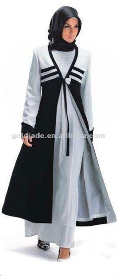 2012 latest Islamic Clothing Lady's Abaya $8~$20
