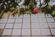 La boda geométrica de Belén y Christian - All Lovely Party