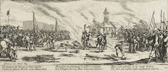 The Stake by Jacques Callot - Les Grandes Misères de la guerre - Wikipedia, the free encyclopedia