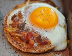 Yummy and healthy breakfast foods