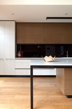 Hawthorn East Residence , Melbourne, 2014 - Chan Architecture #kitchen