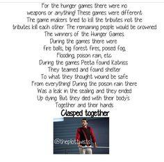 hunger games short book summary
