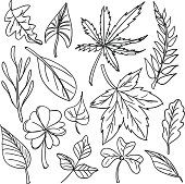 Black and white sketches of leaves Black And White Sketches, Black And White Illustration, Sketchbook Drawings, Drawing Sketches, Flower Wall Design, Jesus Tomb, Doodle Patterns, Arts Ed, Free Illustrations