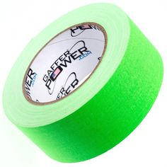 Real Professional Grade Gaffer Tape by Gaffer Power Made in The USA Green Fluorescent 2 in X 30 Yds Heavy Duty Gaffers Tape NonReflective Multipurpose Better Than Duct Tape -- Details can be found by clicking on the image-affiliate link. Hiking Sleeping Bags, Open Plan Apartment, Gaffer Tape, Gift Wrapping Supplies, Duct Tape, Adhesive, Green, How To Make, Gifts